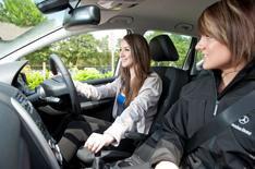 Mercedes-Benz launch driving academy
