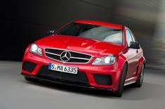 Mercedes C63 AMG Coupe Black Series