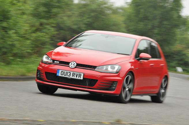 2013 VW Golf GTI review