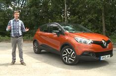 2013 Renault Captur video review