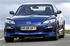 First drive: Mazda RX-8 R3