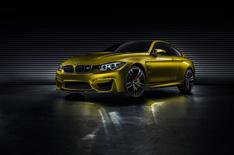 2014 BMW M4 Concept revealed