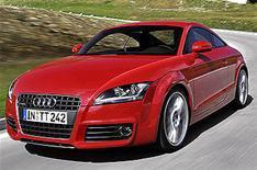 UK drive: Audi TT TDI