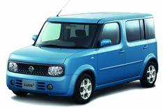 Nissan's Cube to be sold in Europe