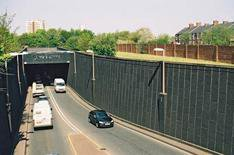 Drivers at risk in tunnels