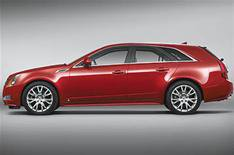 Cadillac CTS Sport Wagon revealed