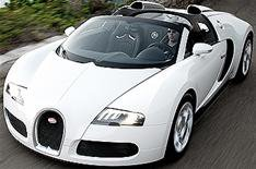Open Bugatti Veyron for 1.14 million