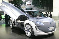 Frankfurt 2009: Renault goes electric