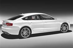 Frankfurt: Audi S5 Sportback