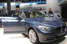Frankfurt motor show 2009: BMW round-up