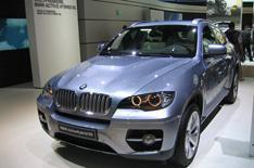 Frankfurt: BMW Active Hybrid models