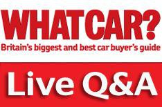 Ask What Car?  live today from 1pm