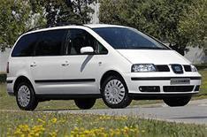 Seat Alhambra Ecomotive: driven
