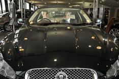 Our cars: Jaguar XF fuel economy