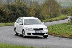 Skoda Octavia estate to appear in Geneva