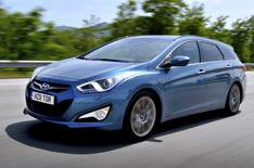 Hyundai i40 Tourer driven