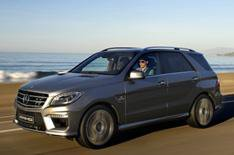 Mercedes ML63 AMG review