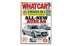 The February issue of What Car? magazine