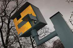 Speed camera fines top 100m