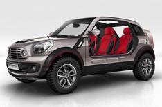 Mini Beachcomber concept car