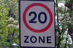 More 20mph zones and lower speed limits