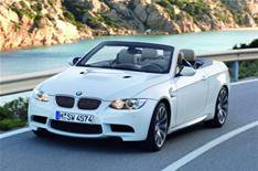 BMW's M3 convertible revealed