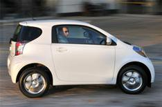 Toyota recalls iQ city cars