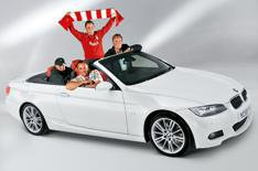 BMW 320d Convertible goodbye - part 1