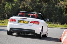 BMW 320d Convertible goodbye - part 2