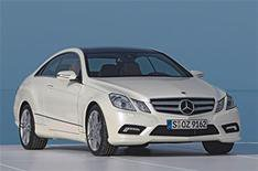 Revealed: Mercedes-Benz E-Class Coupe