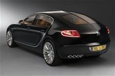 Bugatti Galibier decision close