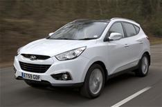 Hyundai moves to cut ix35 waiting lists