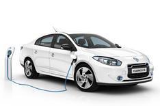 Electric Renault Fluence revealed