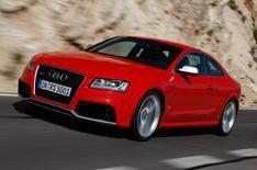 Audi RS5 driven