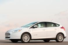 Ford Focus Electric review