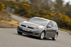 2013 VW Golf 1.2 TSI 105 S review