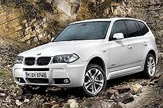 BMW's cheapest  and cleanest - SUV