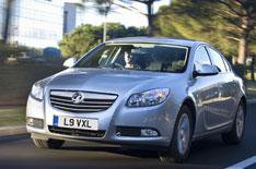 Revised Vauxhall Insignia cuts costs