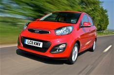 Low-cost servicing for Kia Picanto