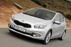 2012 Kia Cee'd 1.6 CRDi 126 review