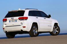Jeep considering Audi Q7 rival
