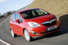 Vauxhall Meriva gets two new diesels