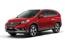 2012 Honda CR-V revealed