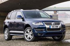New diesel for Touareg