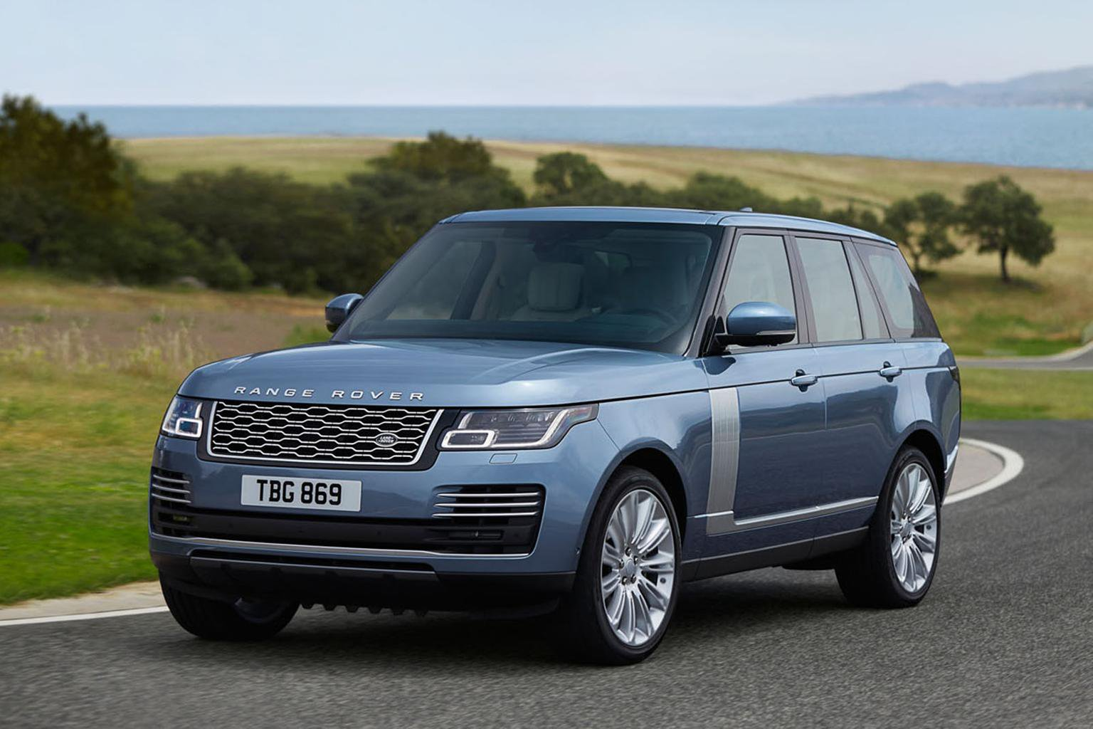 2018 Range Rover Facelift Price Specs And Release Date