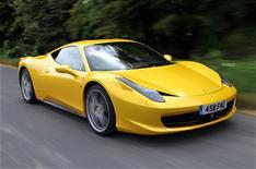 Ferrari 458 video, part one