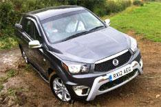 2012 Ssangyong Korando Sports review