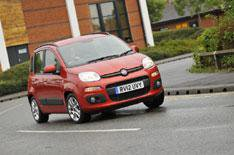2012 Fiat Panda 0.9 Twinair review
