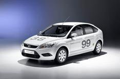 Ford Focus goes greener with stop-start