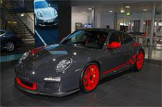 Frankfurt 2009: Porsche